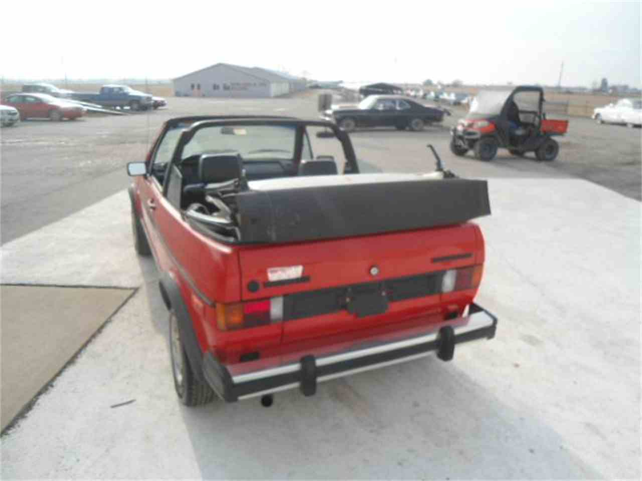 1985 Volkswagen Rabbit For Sale Classiccars Com Cc 938630