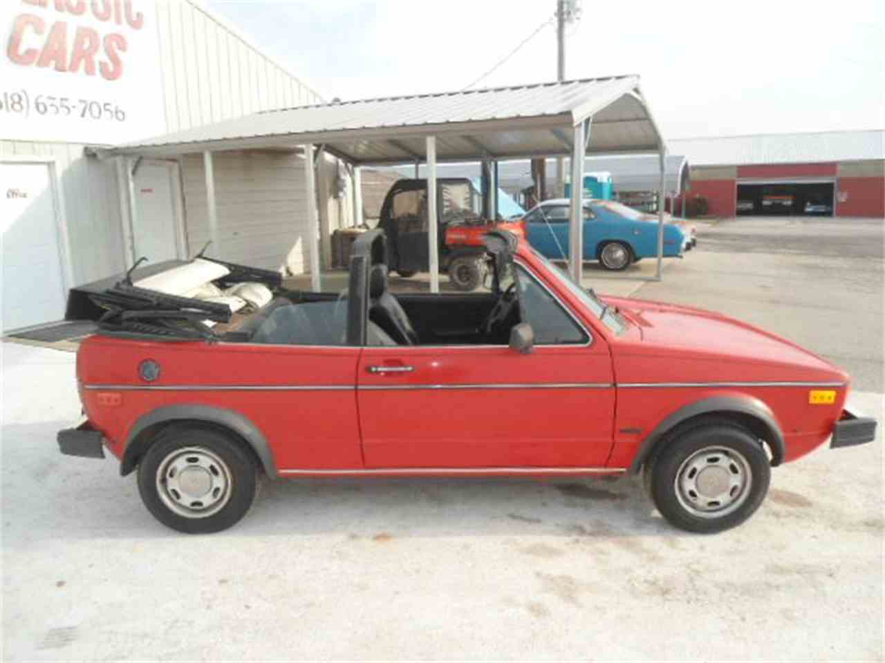 1985 Volkswagen Rabbit For Sale Classiccars Com Cc 938630
