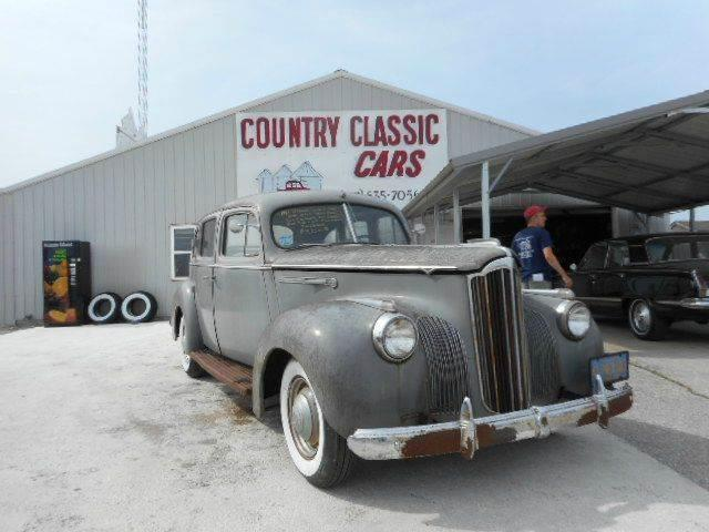 Picture of Classic '41 Packard Series 1900 - K495