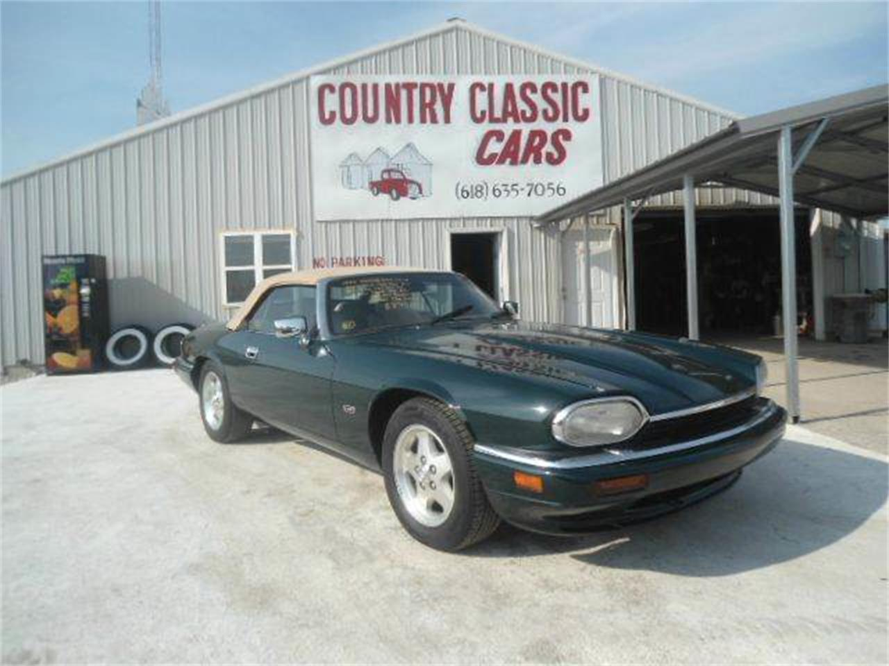 Large Picture of 1995 XJS located in Illinois - $8,950.00 Offered by Country Classic Cars - K499