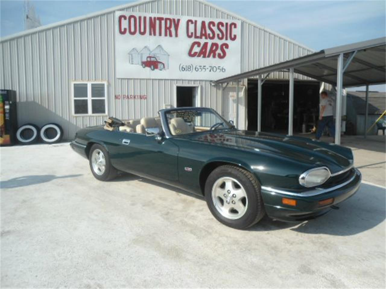 Large Picture of '95 XJS located in Staunton Illinois Offered by Country Classic Cars - K499