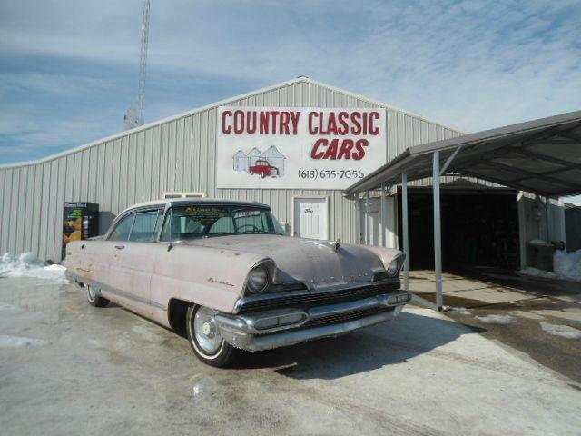 Picture of '56 Lincoln Premiere located in Staunton Illinois Offered by  - K49C