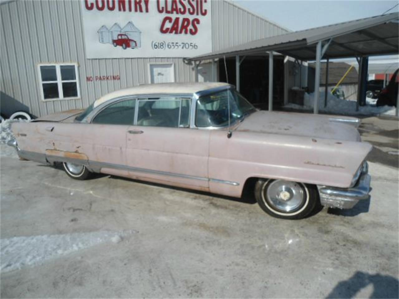 Large Picture of '56 Lincoln Premiere located in Staunton Illinois - $5,850.00 - K49C