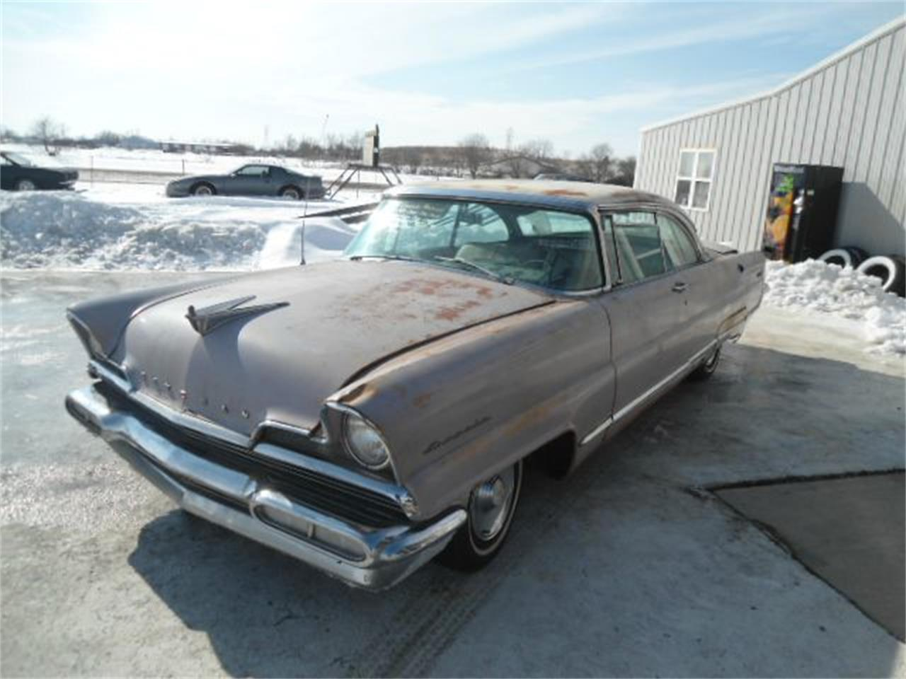 Large Picture of Classic '56 Lincoln Premiere located in Illinois - $5,850.00 - K49C