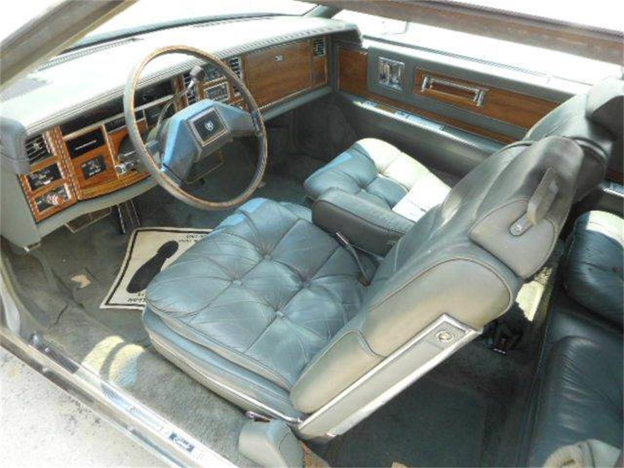 Large Picture of '83 Eldorado - K49D