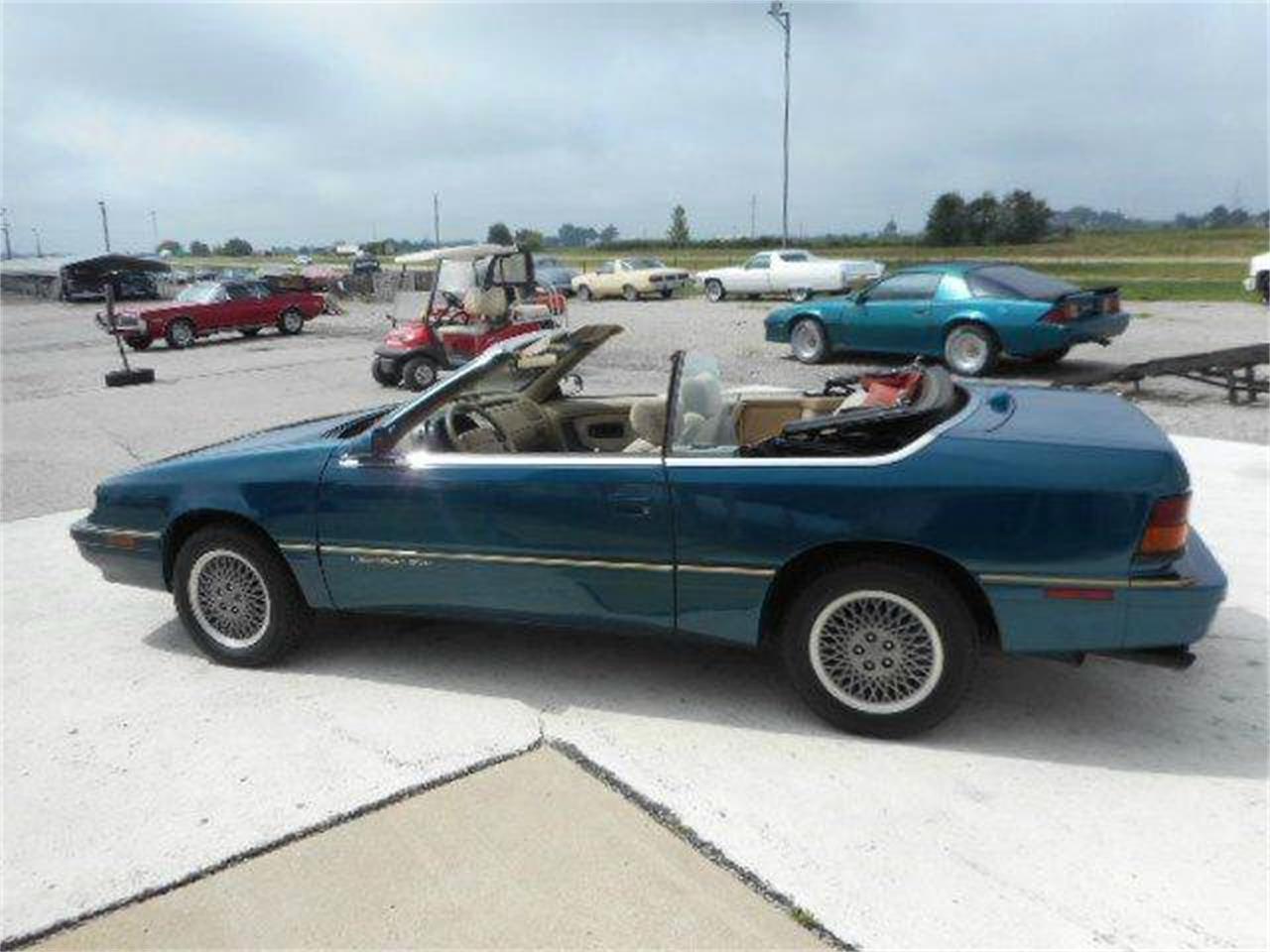 Large Picture of '95 Chrysler LeBaron - K49J