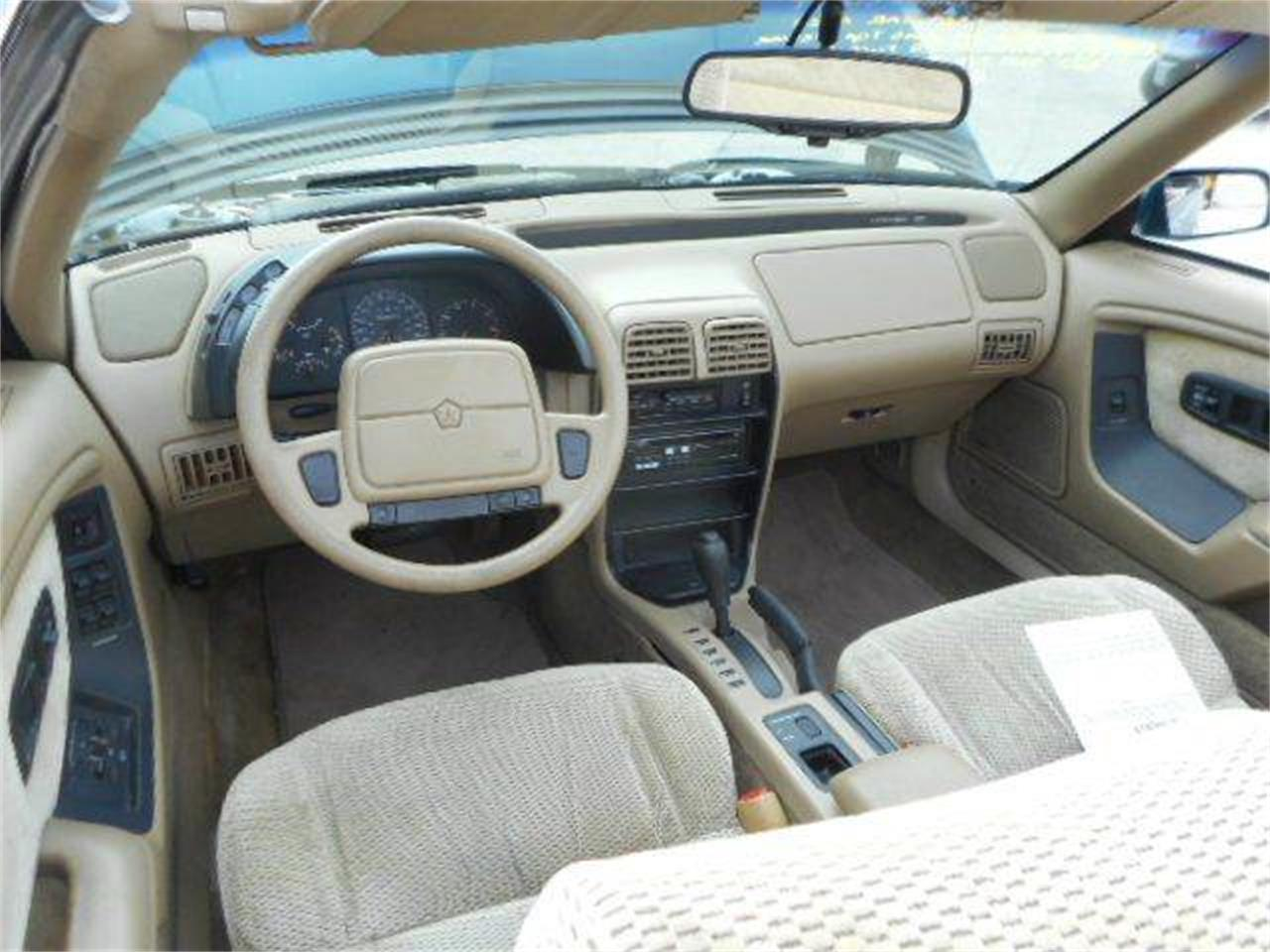 Large Picture of '95 LeBaron - K49J