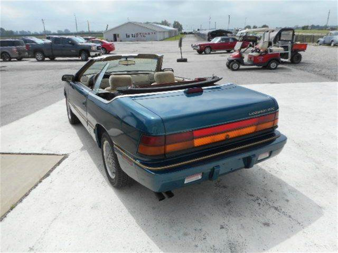 Large Picture of 1995 Chrysler LeBaron Offered by Country Classic Cars - K49J