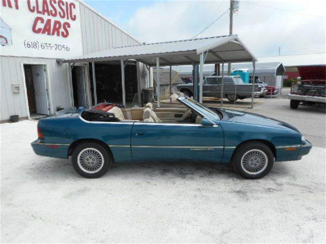 Large Picture of '95 LeBaron Offered by Country Classic Cars - K49J