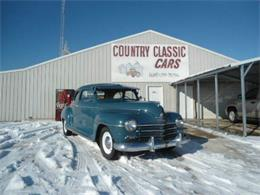 Picture of Classic 1948 Plymouth Coupe - $13,250.00 Offered by Country Classic Cars - K49O