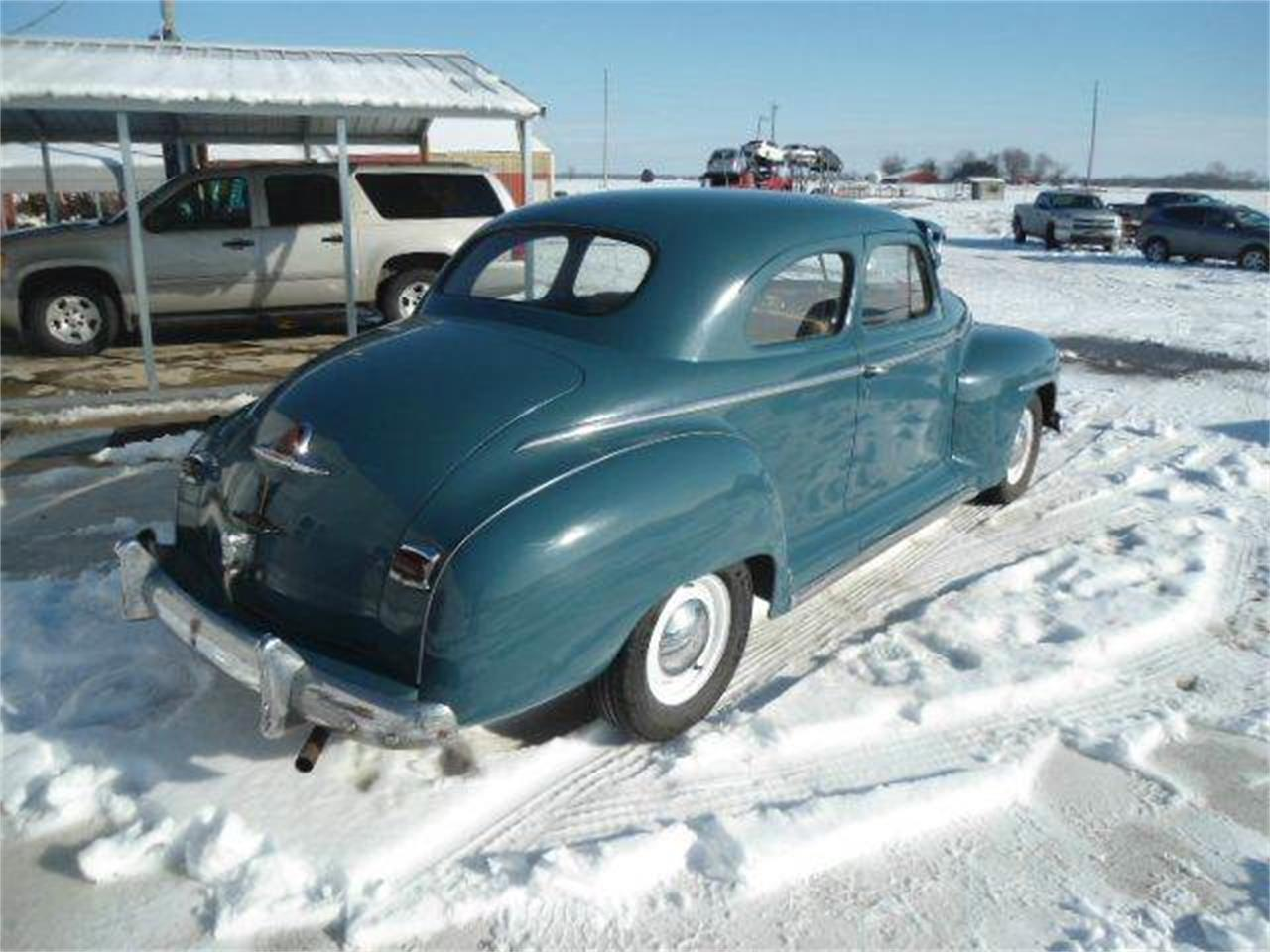 Large Picture of '48 Plymouth Coupe - $13,250.00 Offered by Country Classic Cars - K49O