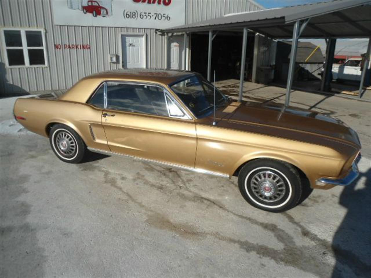 Large Picture of '68 Mustang - K49W