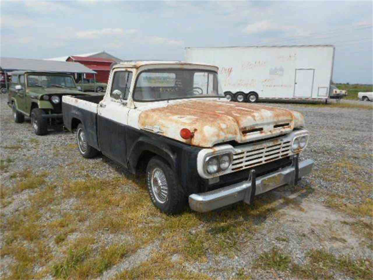 Large Picture of Classic '59 Style Side located in Staunton Illinois Offered by Country Classic Cars - K4A0