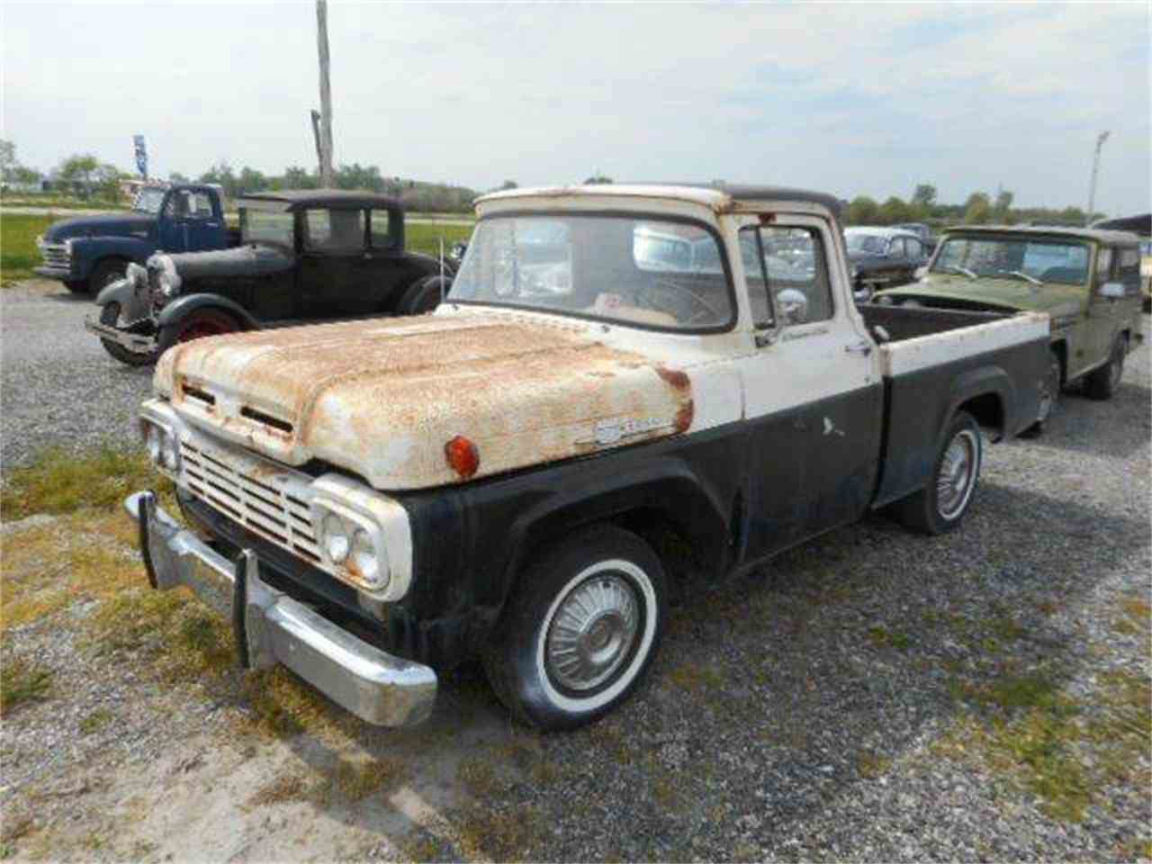Large Picture of '59 Style Side - $2,950.00 Offered by Country Classic Cars - K4A0