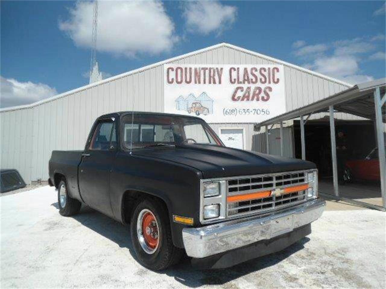 Large Picture of '83 C/K 10 - K4A4