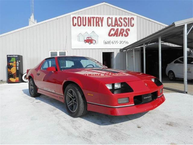 1985 Chevrolet Camaro For Sale On Classiccars Com