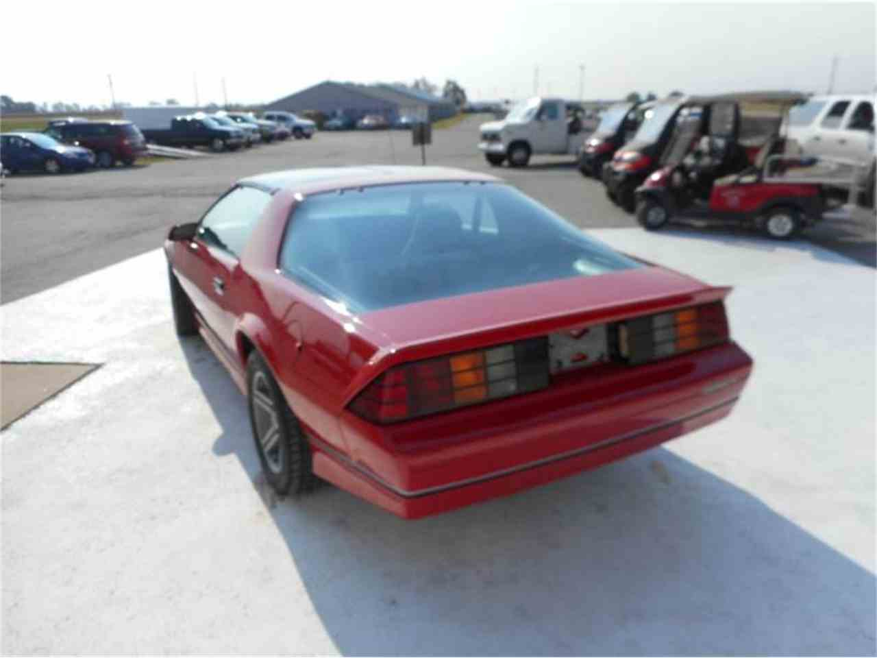 1985 Chevrolet Camaro For Sale Classiccars Com Cc 938674