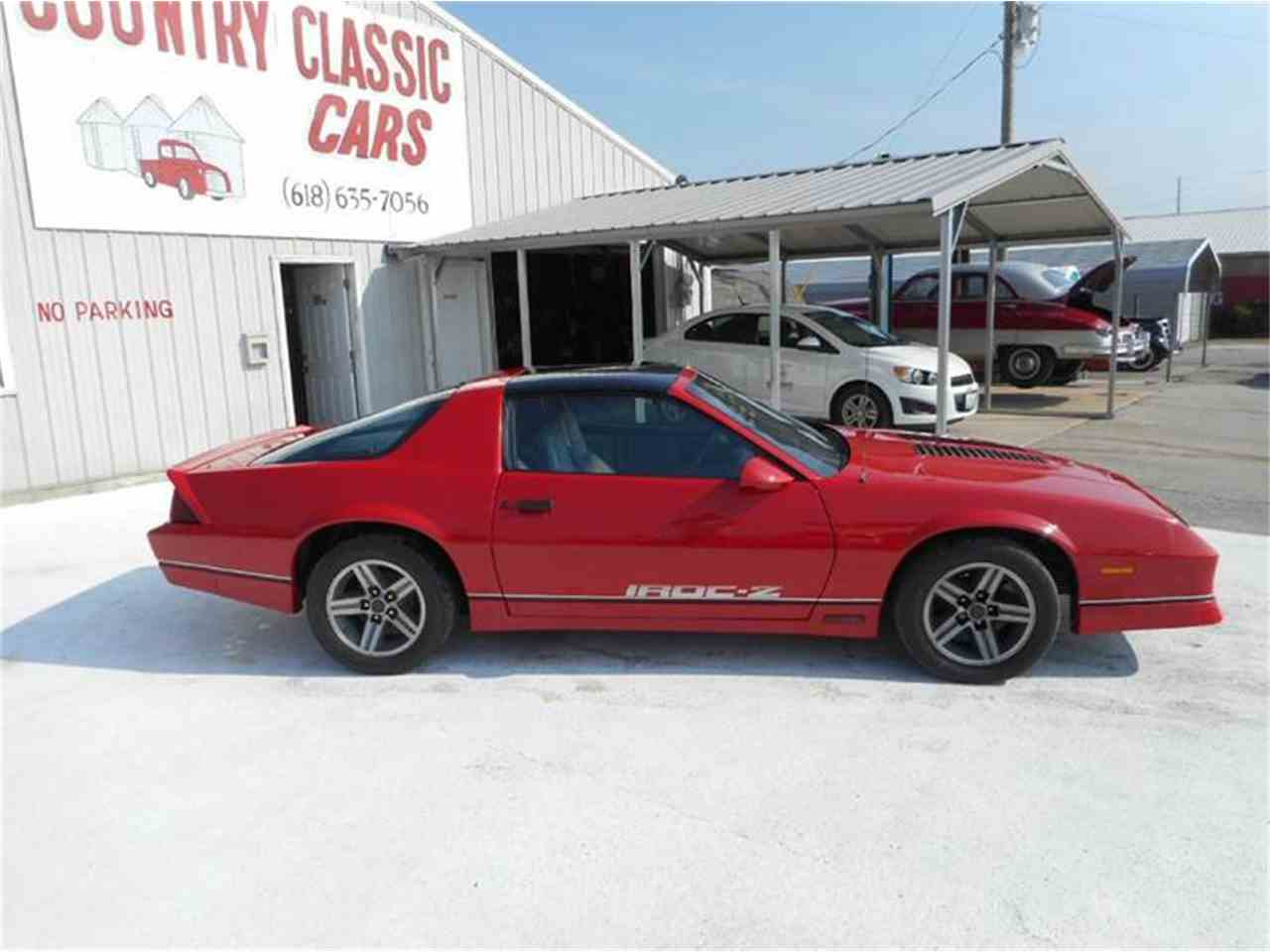 Large Picture of '85 Camaro - K4AA