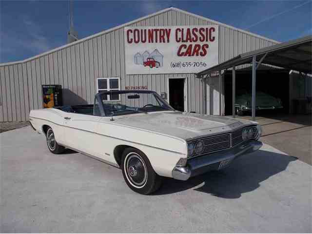 Picture of Classic '68 Ford Galaxie Offered by Country Classic Cars - K4AL
