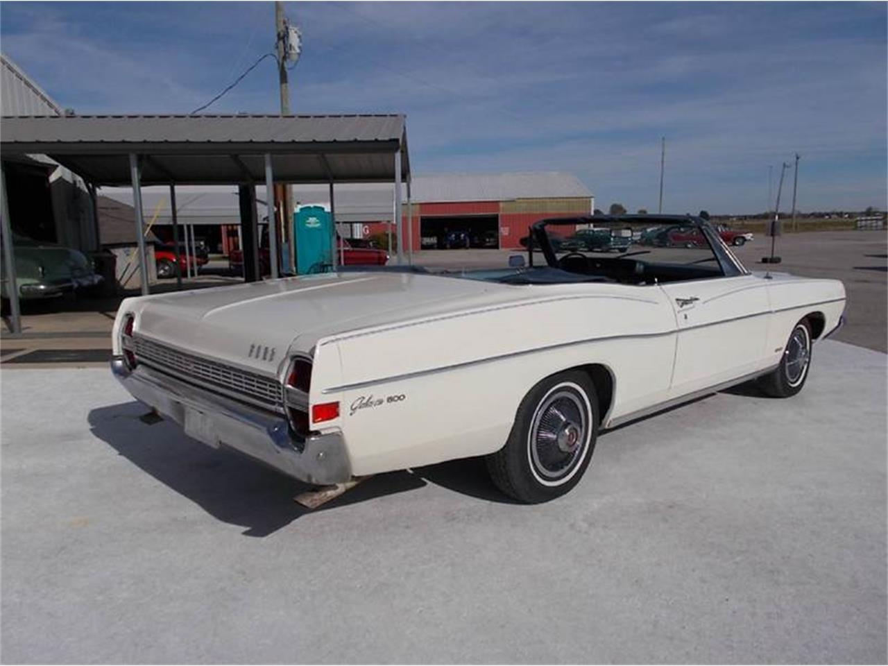 Large Picture of '68 Galaxie - K4AL