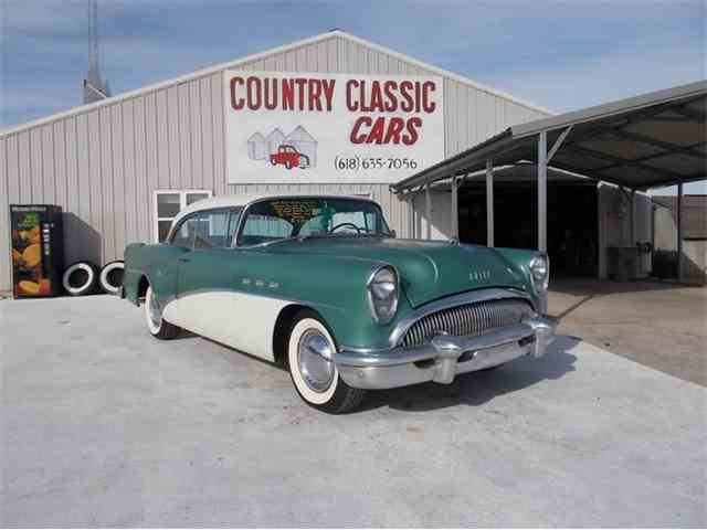 Picture of 1954 Buick Century located in Staunton Illinois - K4AN