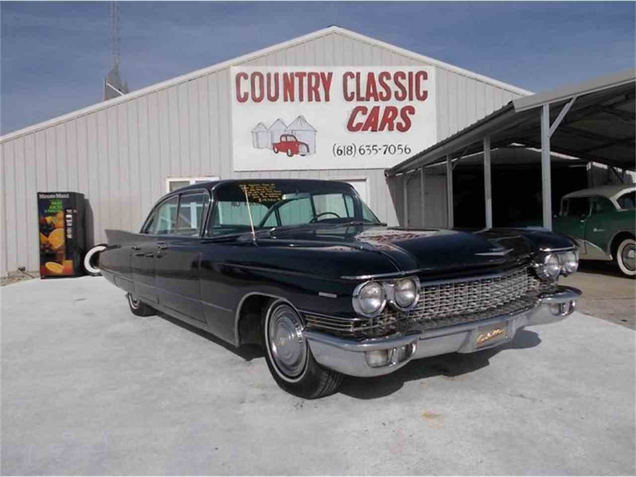 1960 cadillac series 62 for sale cc 938688. Black Bedroom Furniture Sets. Home Design Ideas