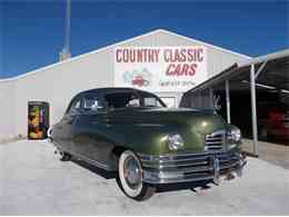 Picture of Classic 1948 Packard Deluxe Offered by Country Classic Cars - K4AR