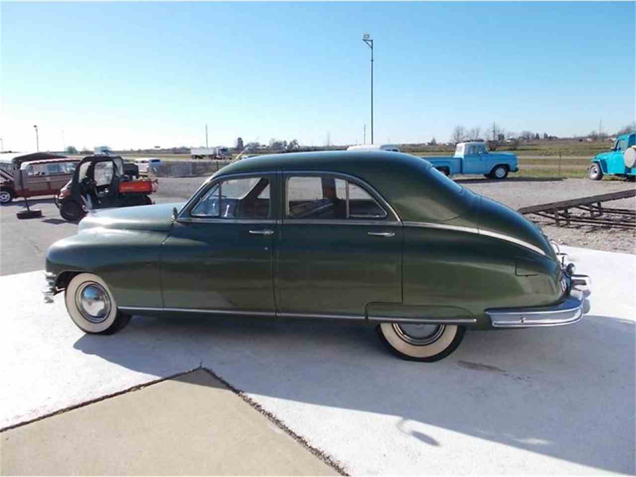 Large Picture of '48 Packard Deluxe located in Illinois - K4AR