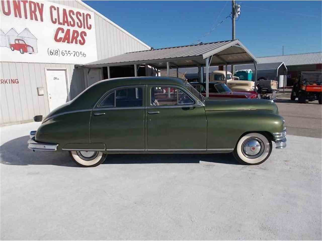 Large Picture of Classic 1948 Packard Deluxe - K4AR