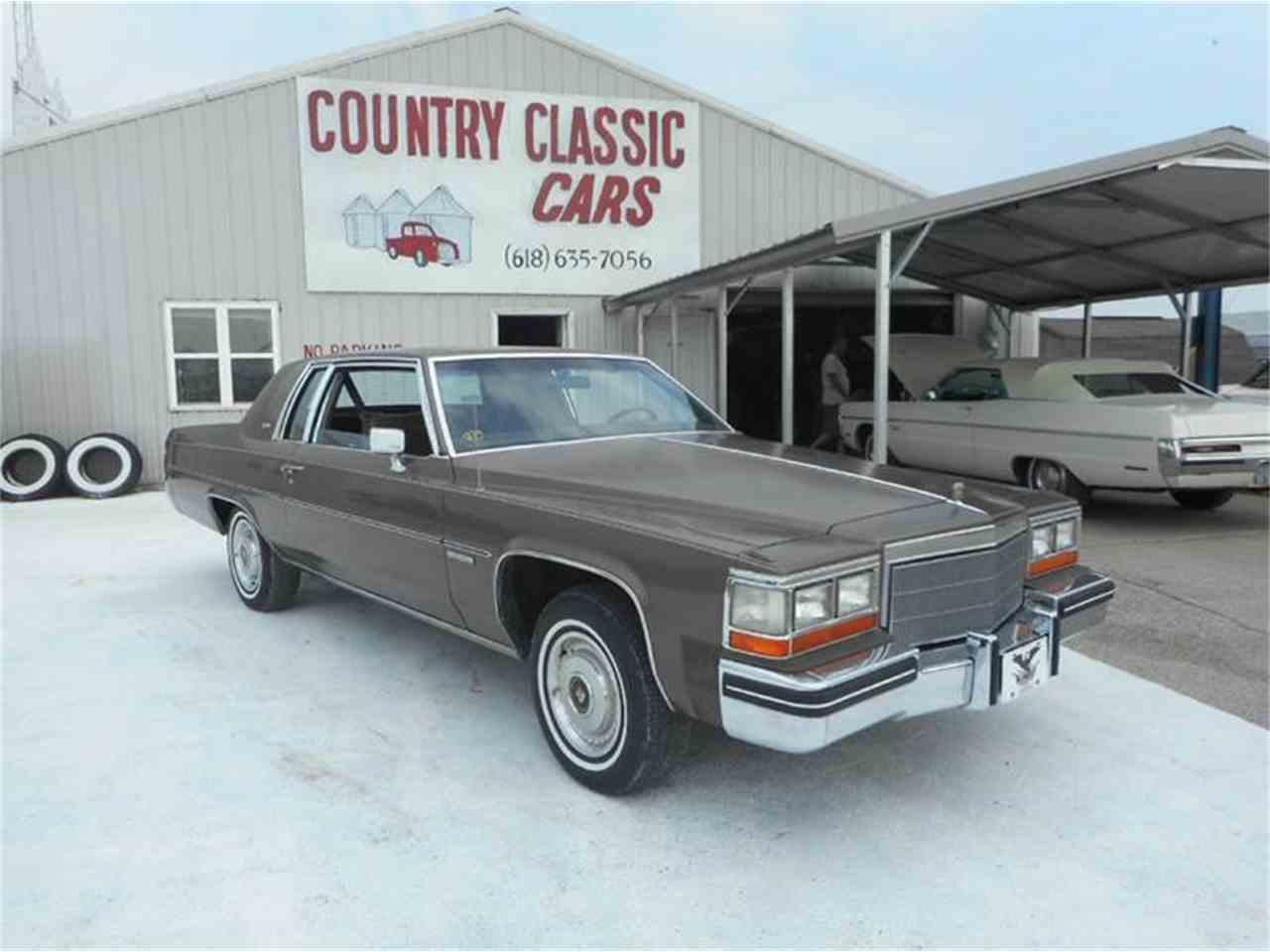 1982 Cadillac Coupe DeVille for Sale | ClicCars.com | CC-938700