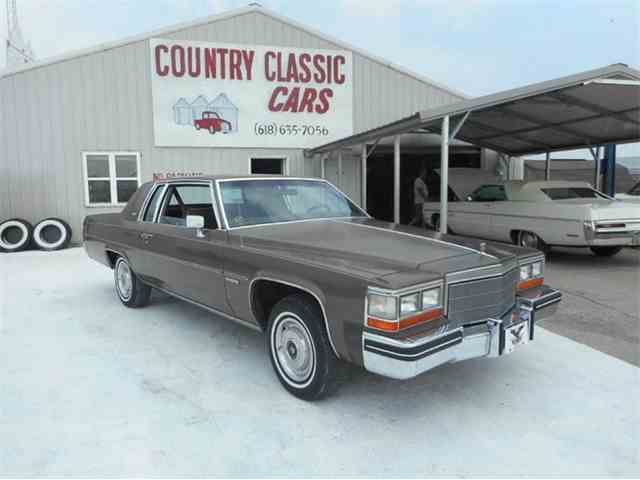 1982 to 1984 Cadillac Coupe DeVille for Sale on ClicCars.com
