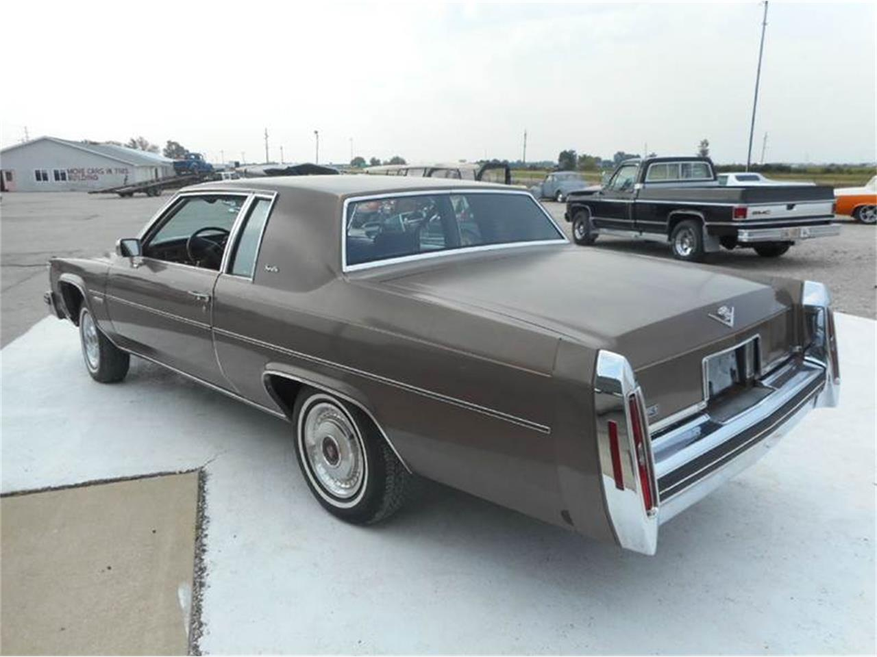 Large Picture of '82 Coupe DeVille - K4B0