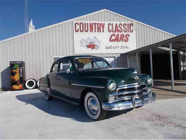 Picture of 1950 Plymouth Deluxe located in Illinois - K4BI