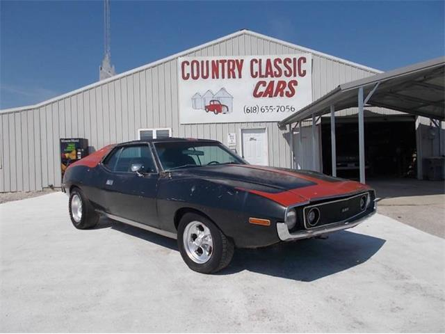 Picture of Classic 1972 AMC AMX located in Illinois - K4BQ