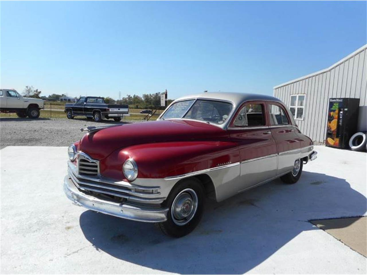 Large Picture of '50 4dr Sedan ST Rod - K4BX