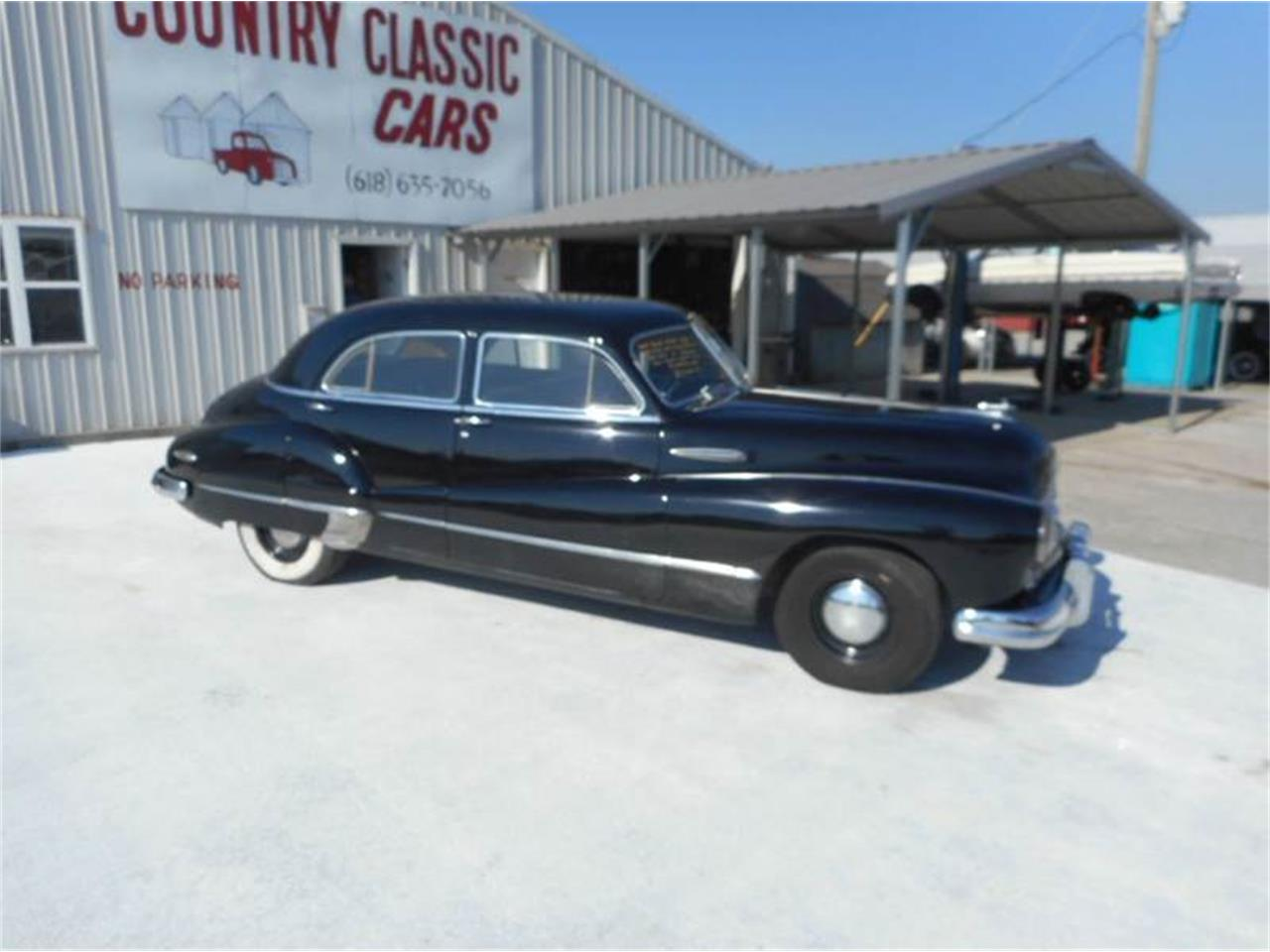 Large Picture of 1947 Sedan Offered by Country Classic Cars - K4BY