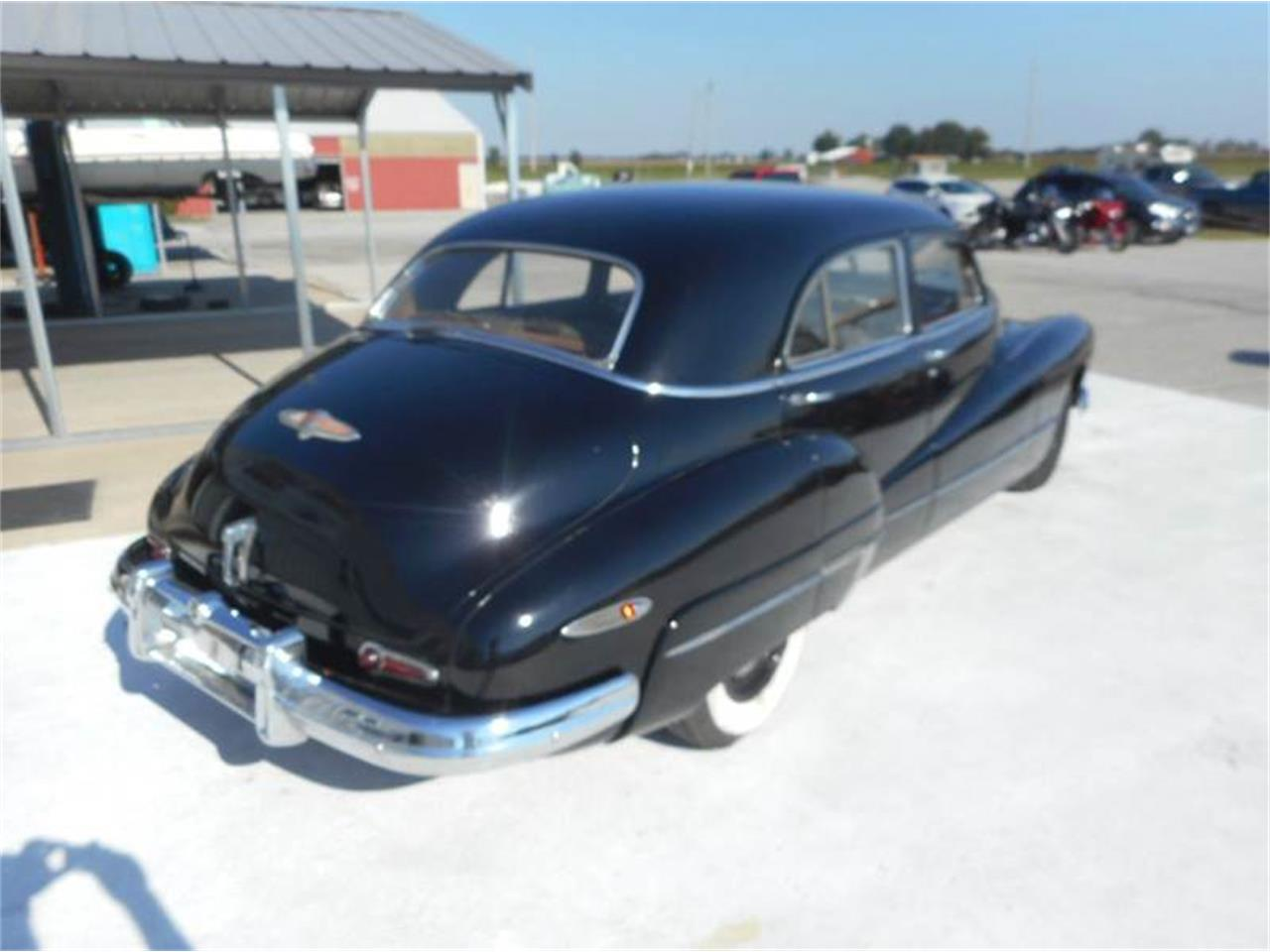 Large Picture of '47 Buick Sedan located in Staunton Illinois Offered by Country Classic Cars - K4BY
