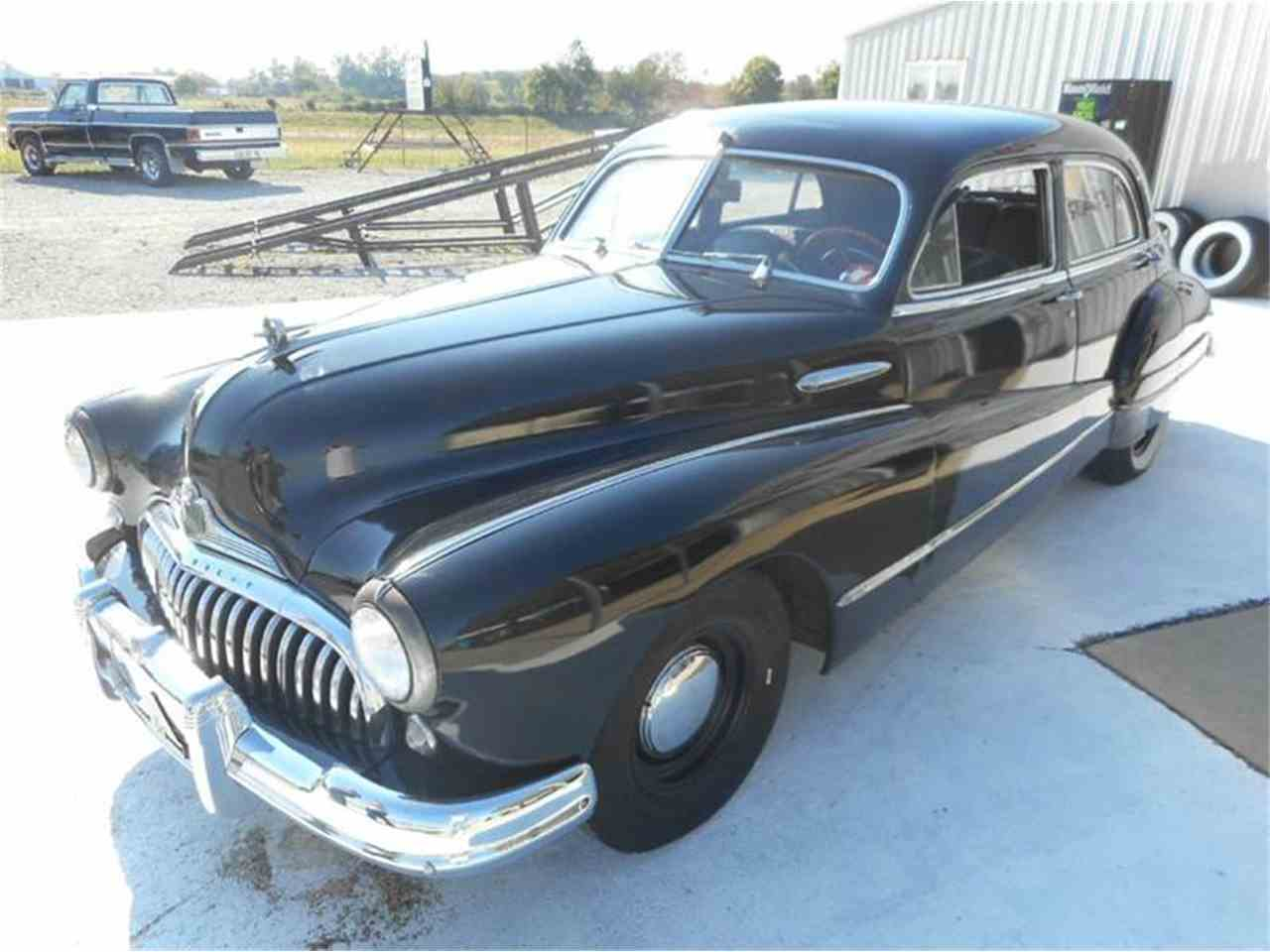 Large Picture of '47 Sedan - K4BY