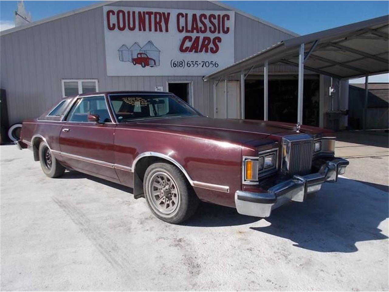 Large Picture of '79 Cougar - K4BZ