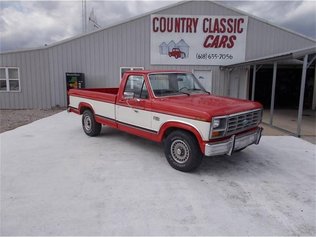 1986 F 150 For Sale