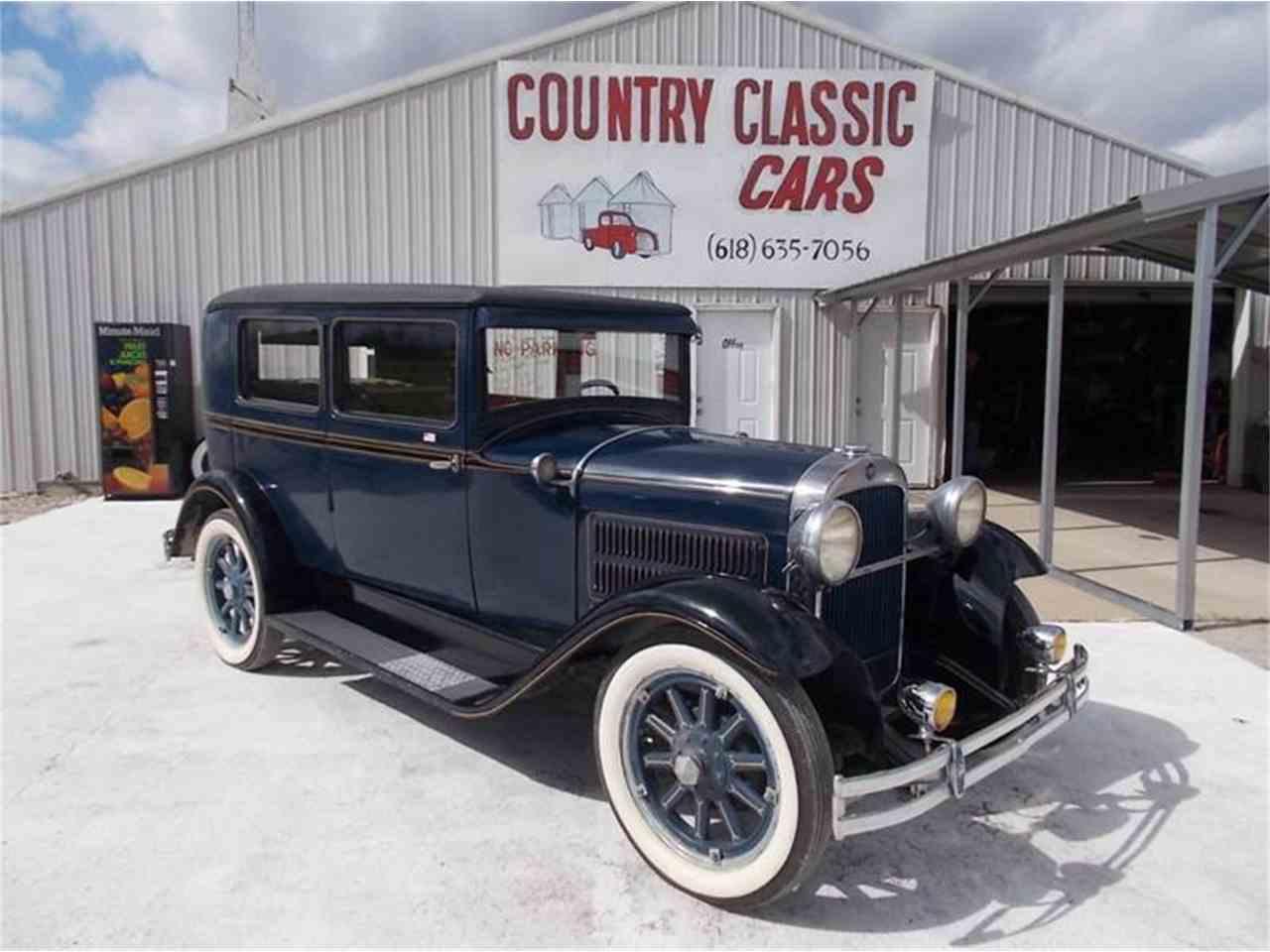 Large Picture of 1929 Essex Super Six located in Staunton Illinois - K4C6