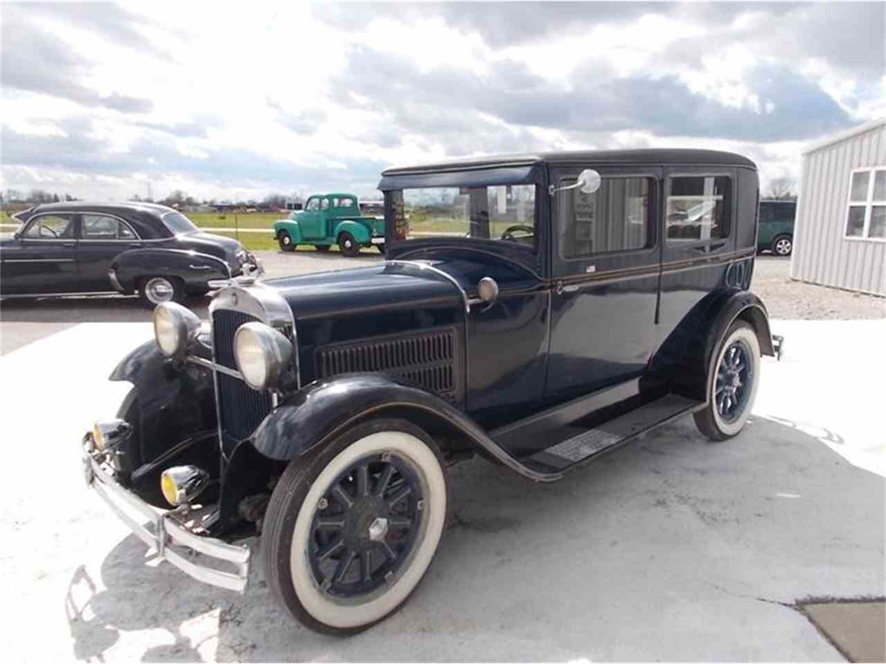Large Picture of Classic 1929 Essex Super Six - $16,950.00 Offered by Country Classic Cars - K4C6