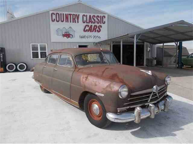Picture of '50 Hudson 2-Dr Coupe - K4CG