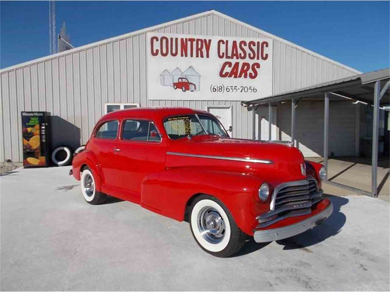 Large Picture of 1946 Chevrolet Fleetmaster - K4D3