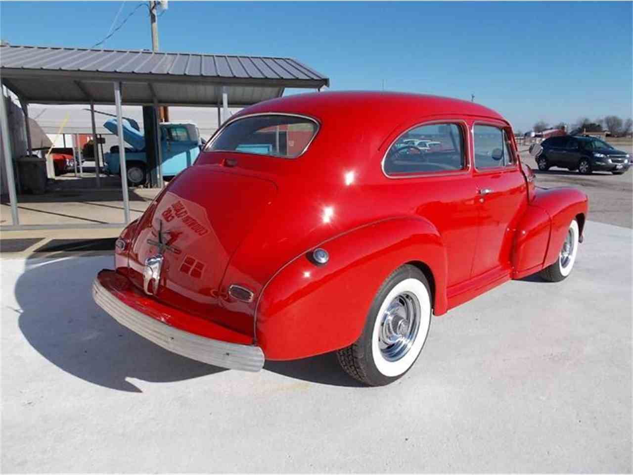 Large Picture of Classic 1946 Chevrolet Fleetmaster located in Illinois - K4D3