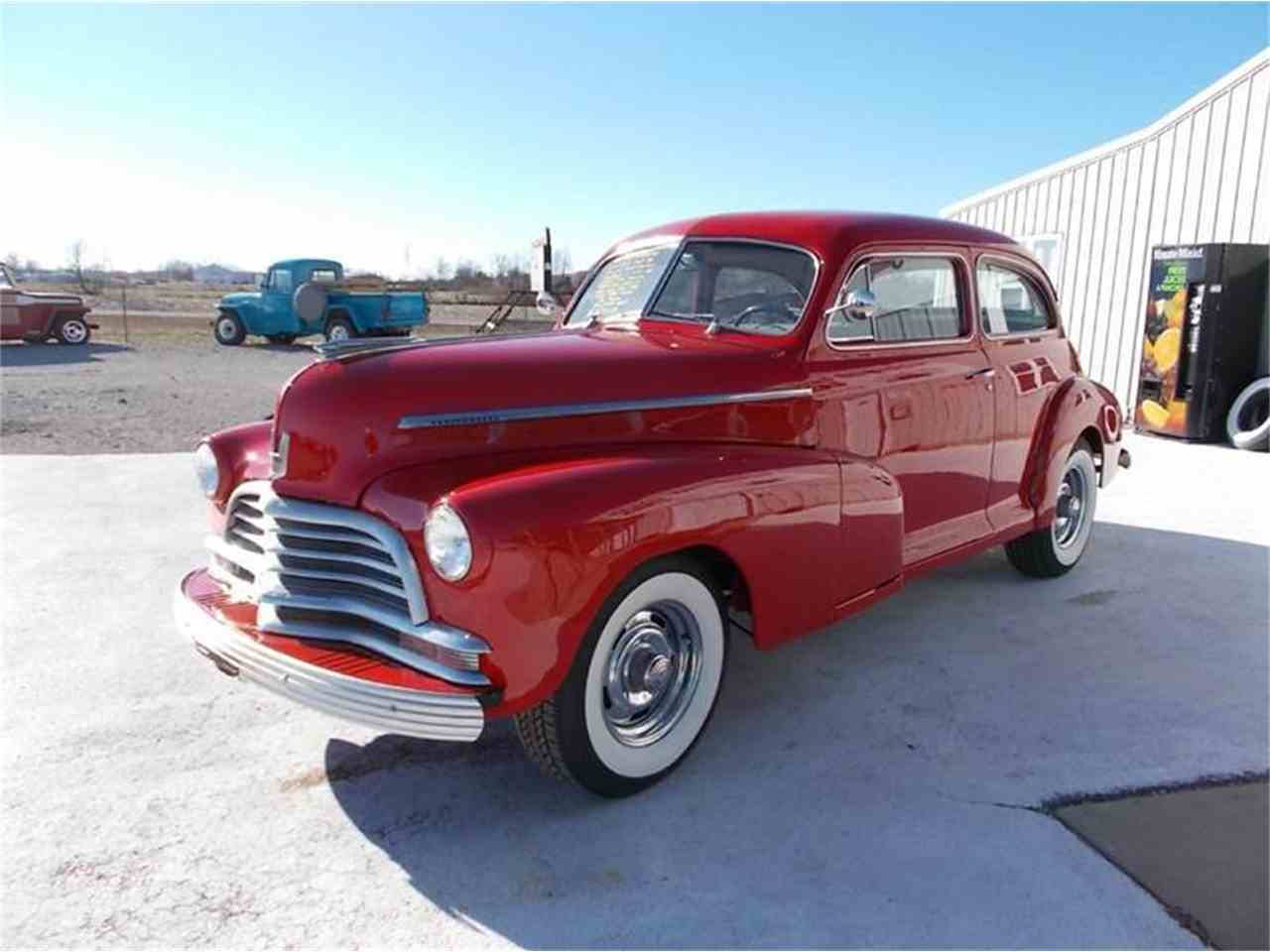 Large Picture of 1946 Chevrolet Fleetmaster Offered by Country Classic Cars - K4D3