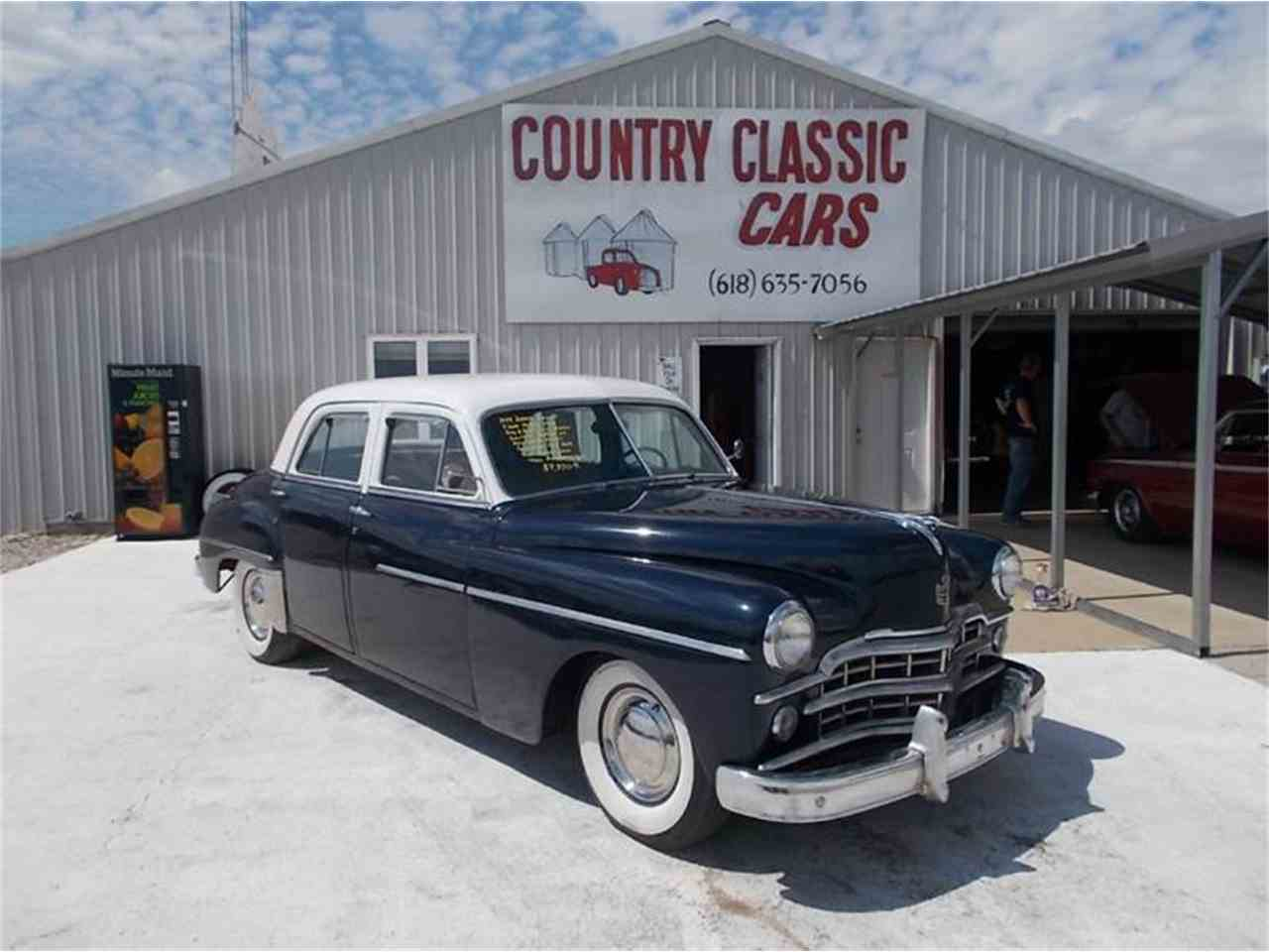 1949 dodge coronet for sale classiccars com cc 938776 rh classiccars com Meadowbrook Car 1949 Dodge Meadowbrook