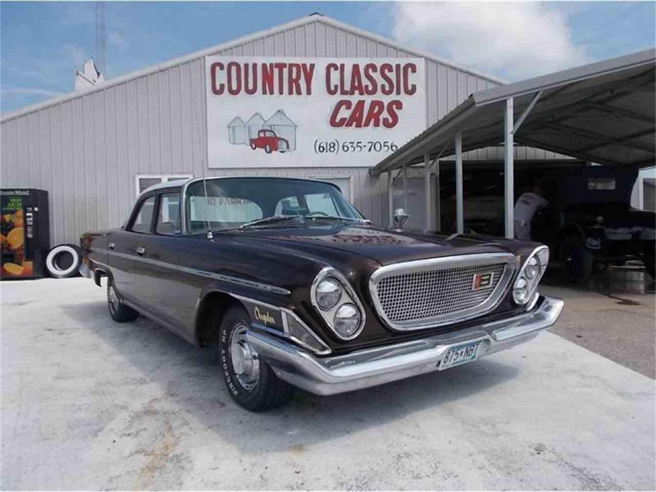 1962 Chrysler Newport for Sale | ClassicCars.com | CC-938791