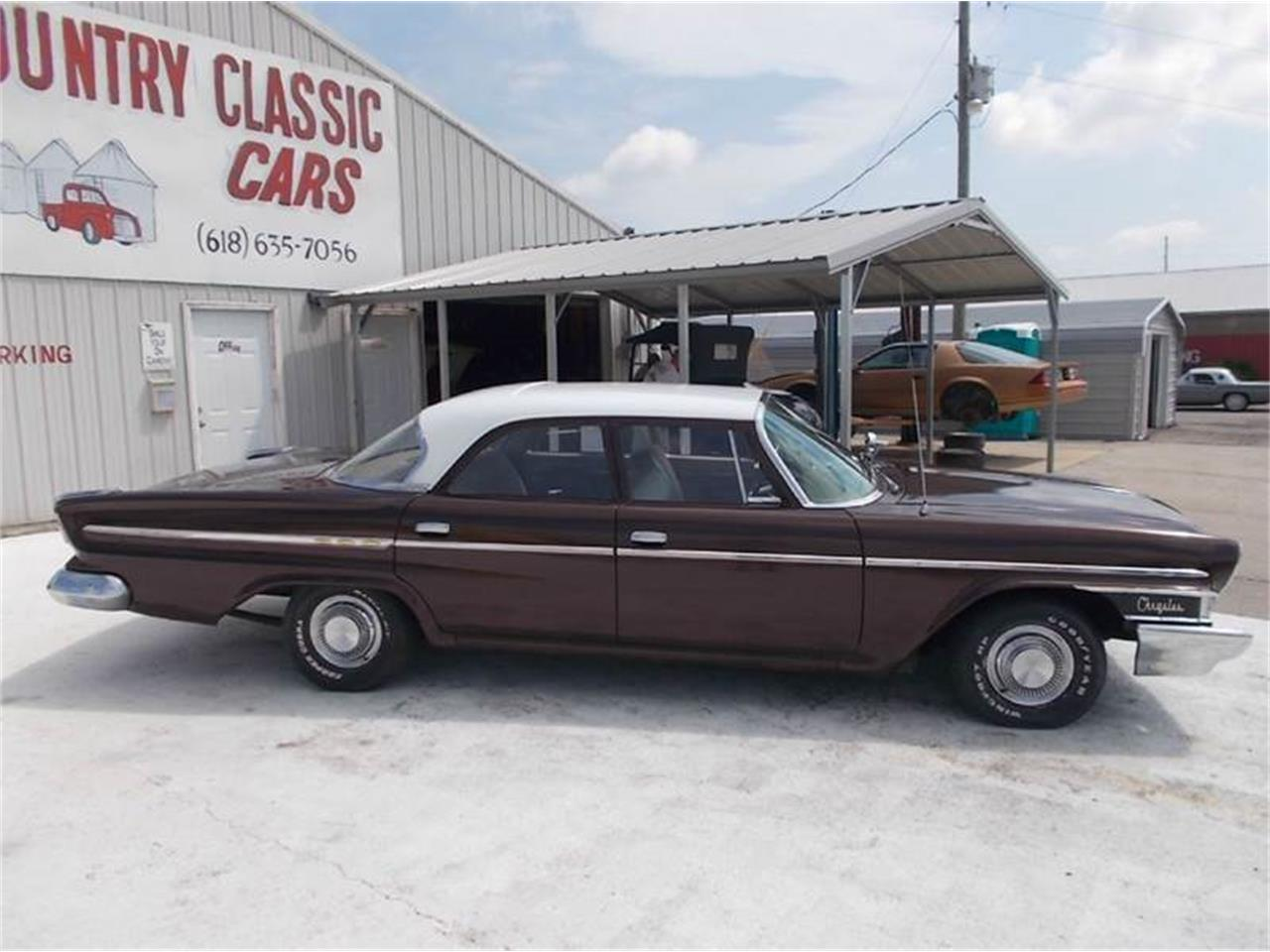 Large Picture of '62 Chrysler Newport located in Staunton Illinois - $7,950.00 - K4DJ