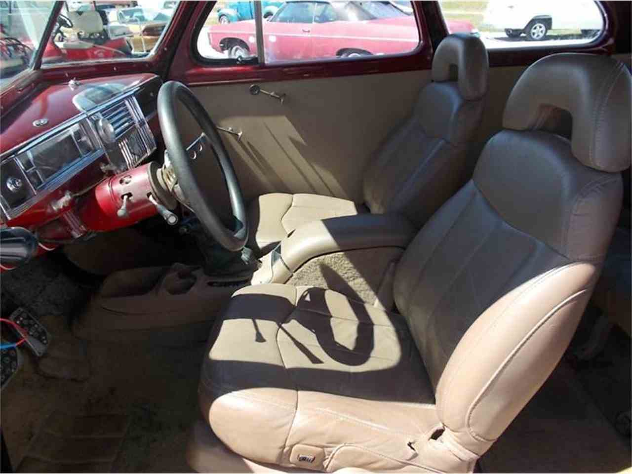 Large Picture of Classic 1948 Plymouth Coupe - K4DQ